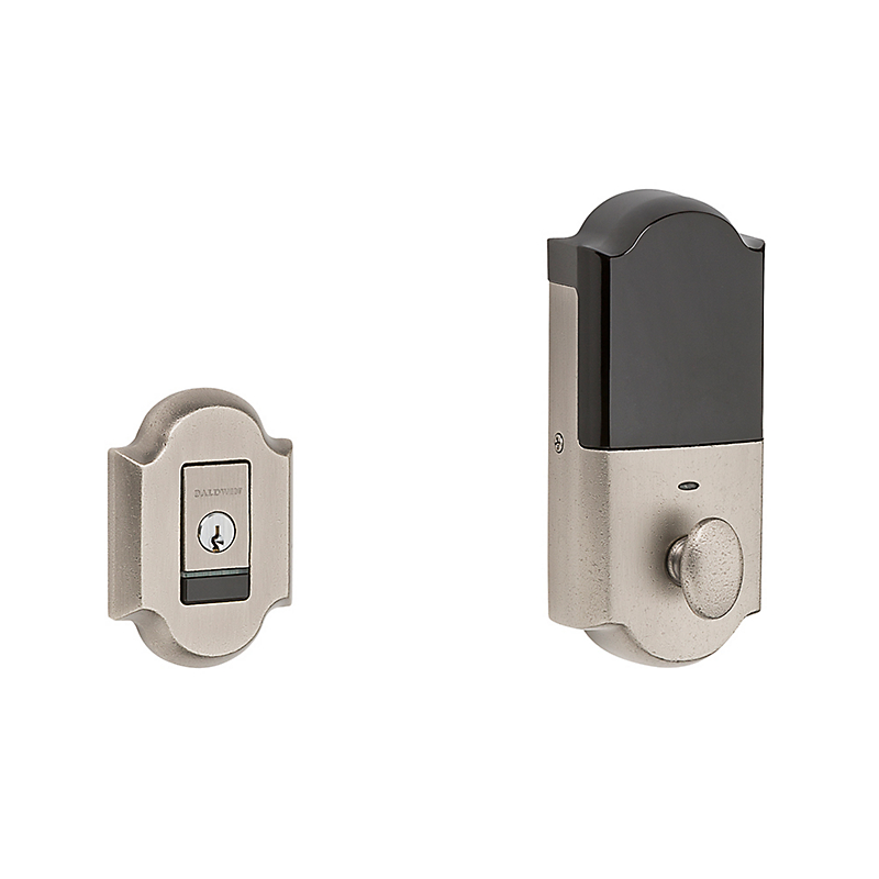 New Baldwin Keyless Entry with Home Connect