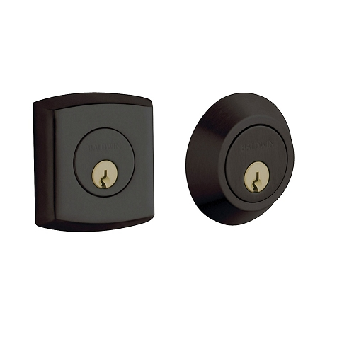Baldwin 8286 Double Cylinder 102 Oil Rubbed Bronze