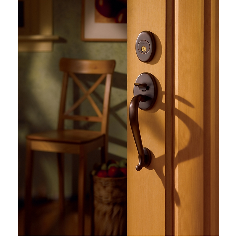 Baldwin Estate 85315 Logan Handleset Venetian Bronze (112)
