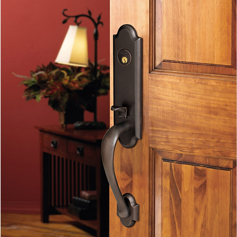 baldwin boulder entry door hardware sets