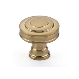 Emtek 86463 Glendon Cabinet Knob in Satin Brass (US4)