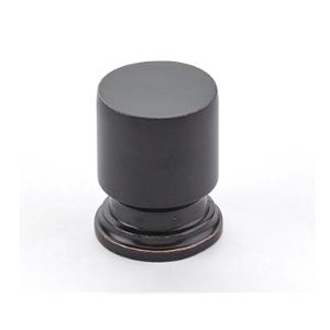 Emtek 86469, 86470 Transitional Heritage Prosser Cabinet Knob Oil Rubbed Bronze