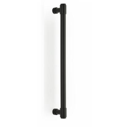 Emtek 86694 Industrial Modern Jasper Appliance Pull Flat Black (US19)