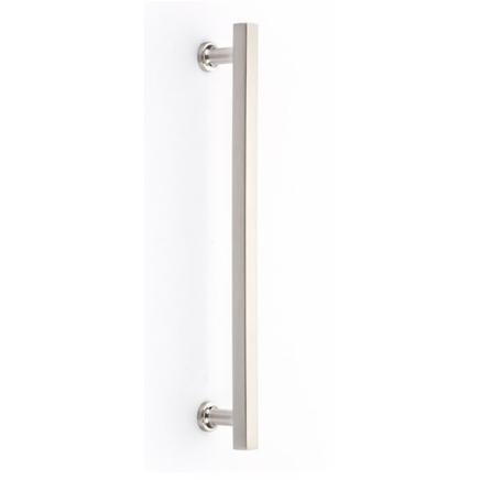 Emtek 87001, 87002 Urban Modern Freestone Appliance Pull Satin Nickel (US15)