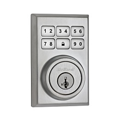 Kwikset 909CNT-SMT 26D Satin Chrome