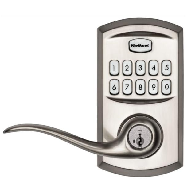 Kwikset Smartcode 917-15s Satin Nickel (15)