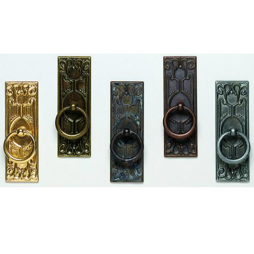 Omnia 9447 Decorative Drop Pull Low Price Door Knobs