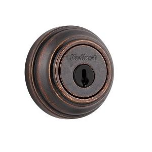 Kwikset 985-SMT 501 Rustic Bronze