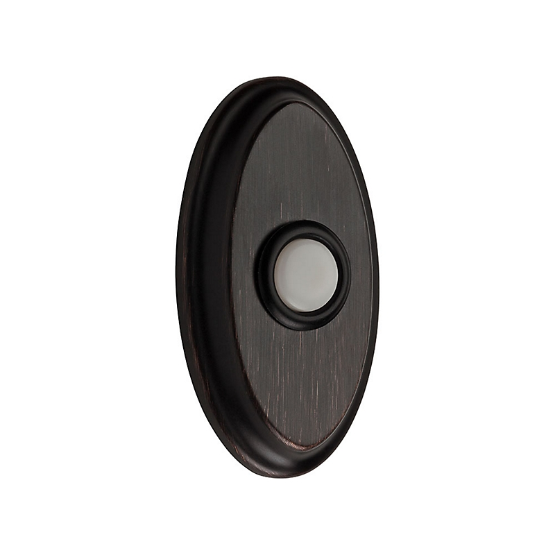 Baldwin Reserve BR7016 Oval Bell Button