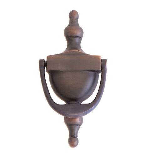 Brass Accents Colonial Knocker Venetian Bronze (613VB)
