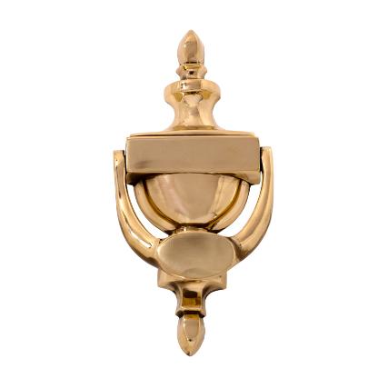 Brass Accents A03-K4003 Camden Knocker (7-9/16