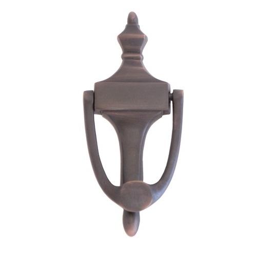 Brass Accents A03-K4018 Ravenna Knocker (6-7/8
