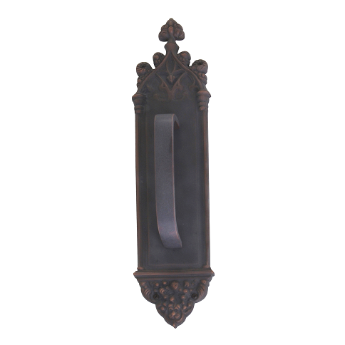 Brass Accents A04 P5601 Renaissance Collection Gothic Pull