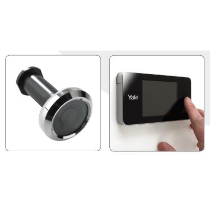 Yale AYRD-DDV8032 Digital Standard Door Viewer LCD Screen