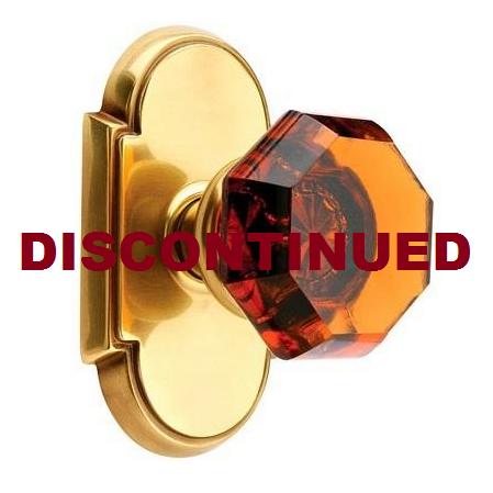 Emtek Old Town Amber Door Knob Set ****** DISCONTINUED | Low Price ...