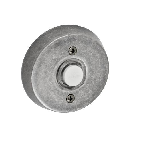 Fusion B-EL-A8 Beveled Round Doorbell Antique Pewter (ATP)
