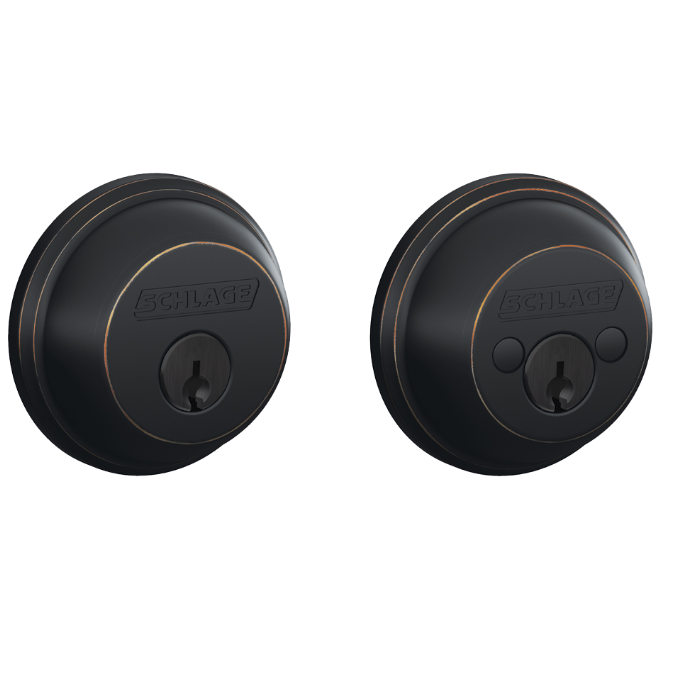 Schlage B62 Double Cylinder Grade 1 Deadbolt Low Price