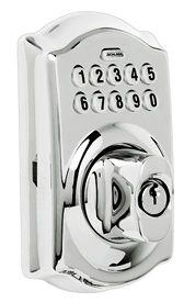 Schlage BE365-CAM 625 Polished Chrome