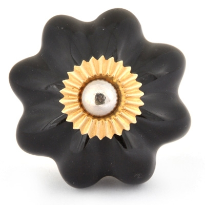 PotteryVille Trunk Brown Cabinet knob