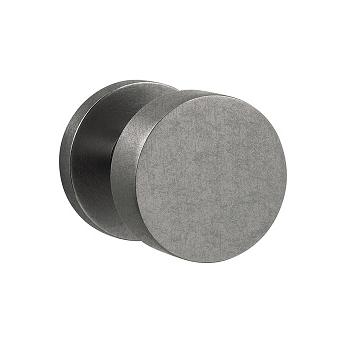 Baldwin Estate 5055 Door Knob Set Distressed Antique Nickel (452)