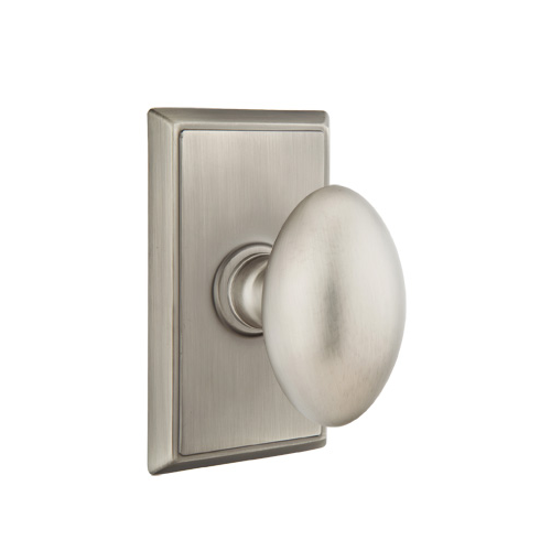 Emtek Egg Door Knob Set | Low Price Door Knobs