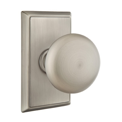 Emtek Providence Door Knob Set Low Price Door Knobs