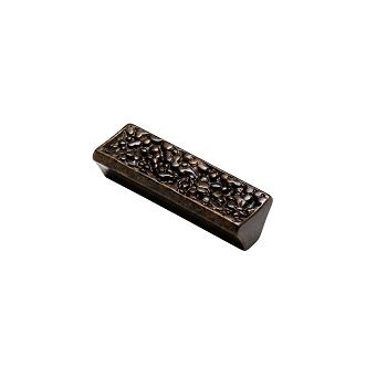 Rocky Mountain Trousdale Cabinet Pull Silicone Bronze Dark Lustre