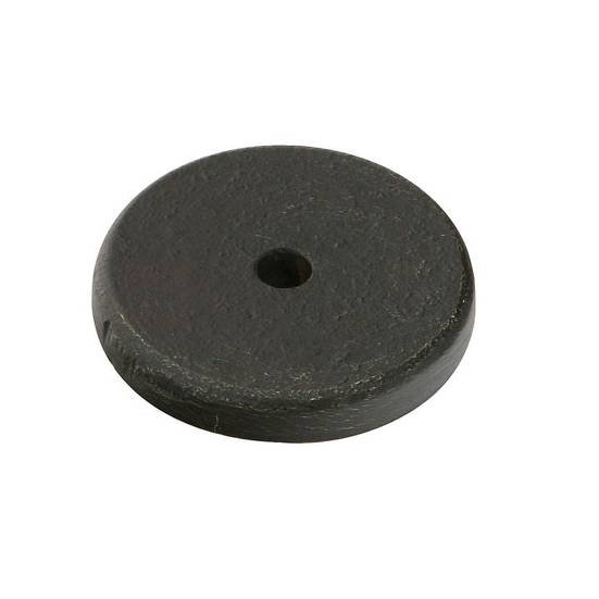 Emtek Sandcast Bronze Round Cabinet Backplate Low Price