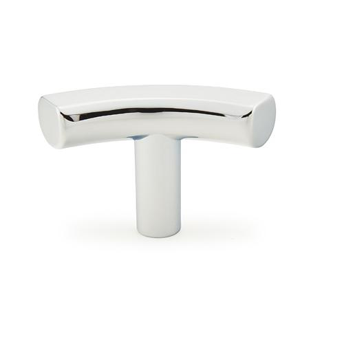Emtek Curvilinear Collection T-Curve Cabinet Pull
