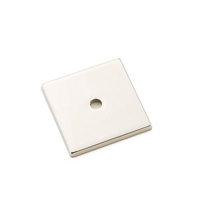 Emtek Art Deco Square Cabinet Knob Backplate Low Price