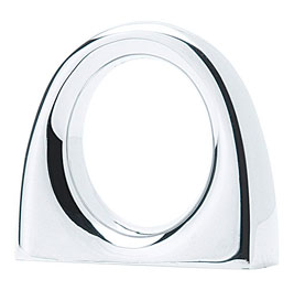 Emtek Brass Ring cabinet Knob 86270