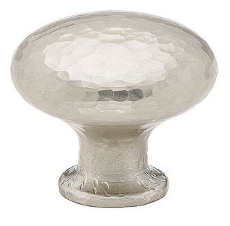 Emtek Brass Round Dimpled Cabinet Knob 86037, 86213