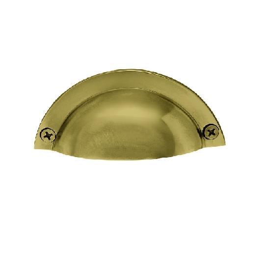 Nostalgic Warehouse Brass Bin Pull Antique Brass (AB)