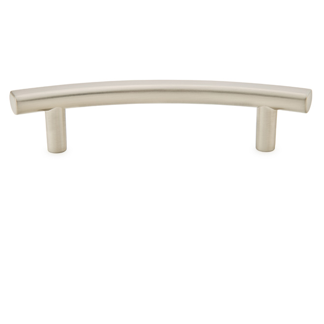 Emtek Curvilinear Collection T- Curve Bar Cabinet Pull 86416, 86417, 86418