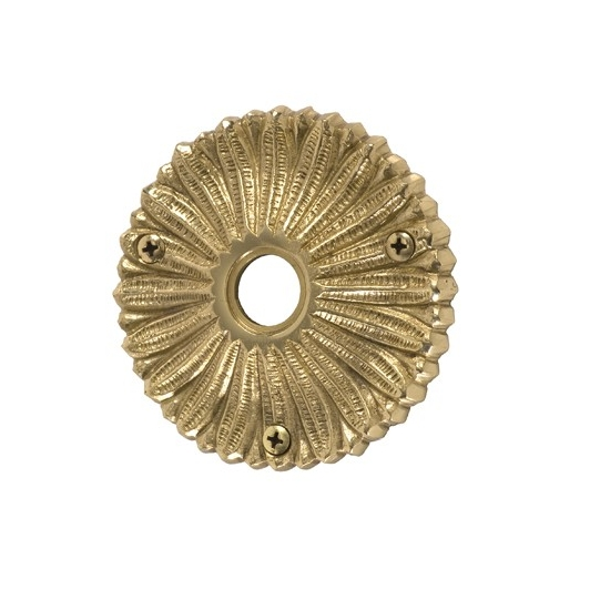 Brass Accents Helios Rosette