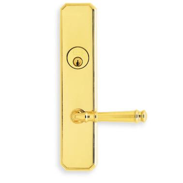 D11904 Omnia Deadbolt Lockset