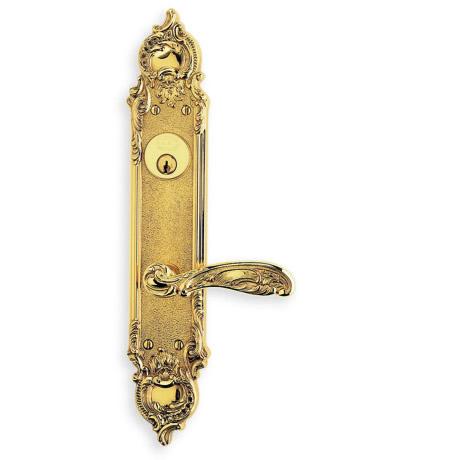 D52233 Omnia Deadbolt Lockset