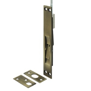 Deltana Solid Brass Heavy Duty 12