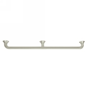 Contemporary Series 36 inch grab bar with center post 88GB36