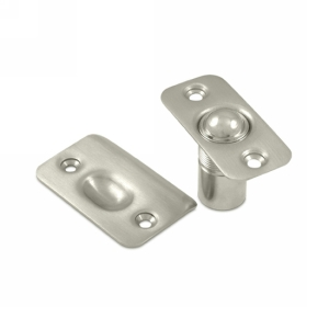 Deltana Solid Brass Ball Catch with Radius Corners