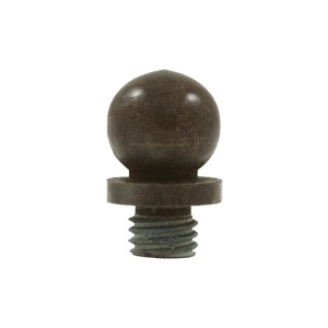 Deltana Ball Tip Distressed Finial
