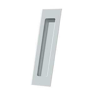 Deltana FP7178 Solid Brass Rectangular HD Flush Pull