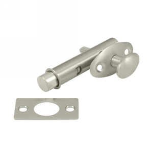 Deltana MB175 Mortise Bolt shown in Satin Nickel (US15)
