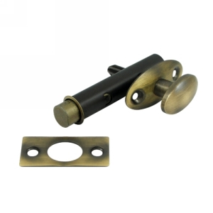 Deltana MB175 Mortise Bolt shown in Antique Brass (US5)