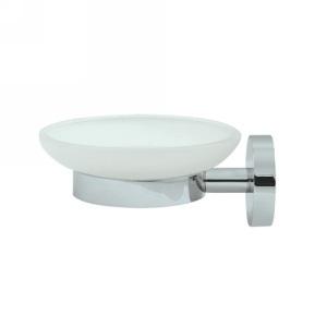 Deltana BBS2012 Sobe Series Soap Holder w/Glass