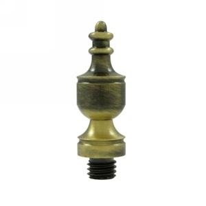 Deltana Solid Brass Urn Tip Finial