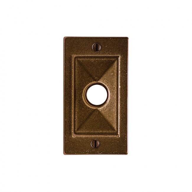 Rocky Mountain Mack Door Bell Button