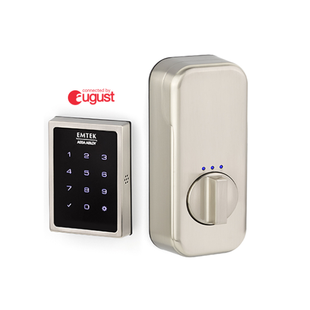 Emtek EMP1101US15 EMPowered Touchscreen SMART Key Pad Deadbolt
