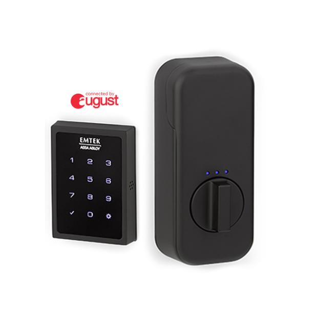Emtek EMP1101US19 EMPowered Touchscreen SMART Key Pad Deadbolt