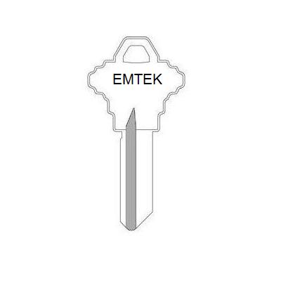 Emtek Extra Cut Keys - we cut Emtek extra keys